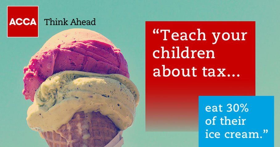 Teach Your Children About Tax…