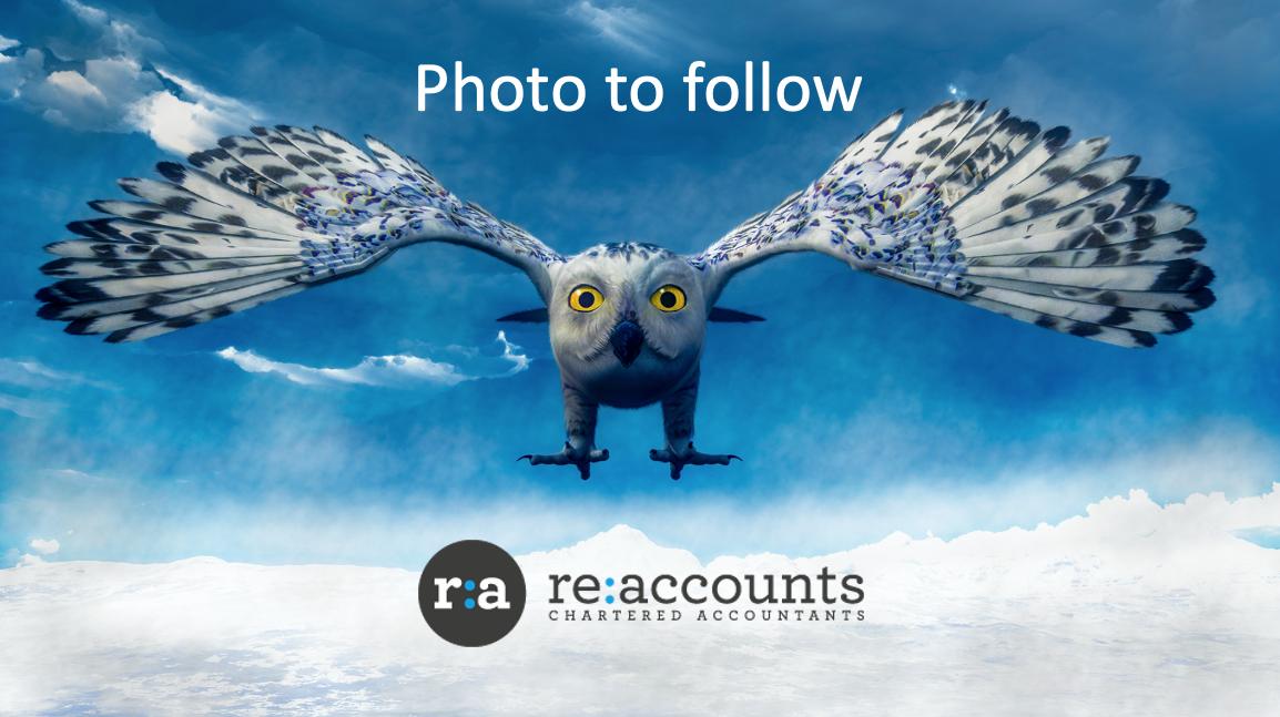 Re:Accounts Team - photo to follow